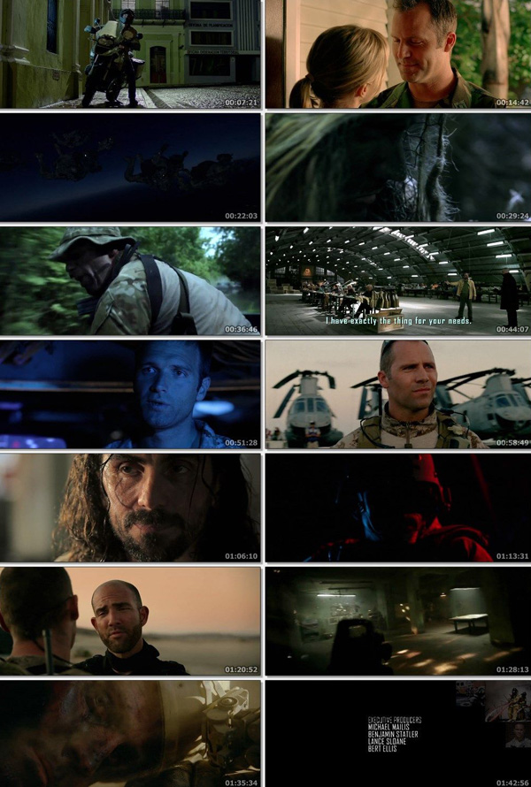 Download Act of Valor 2012 Dual Audio ORG Hindi 720p BluRay 800MB DD5.1Ch ESubs movie