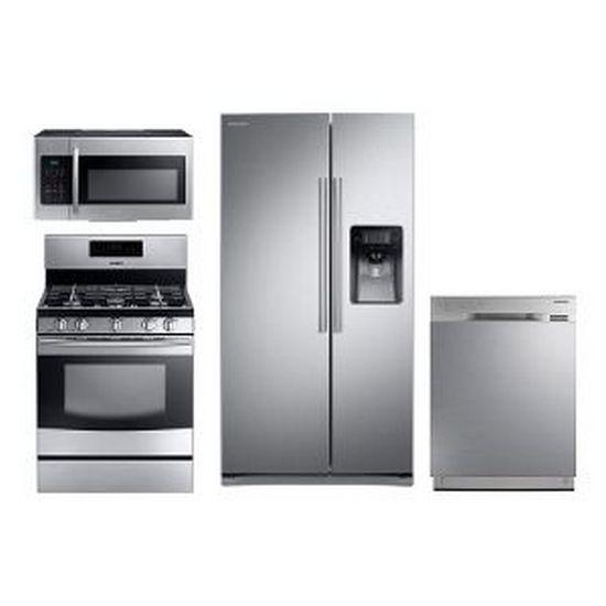 Samsung Kitchen Appliance Bundle