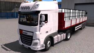 DAF XF 116 SSC Euro 6 truck mod