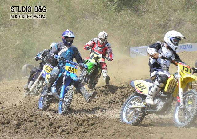 Καλές εμφανίσεις αθλητών της ΦΙΛ.Μ.Α. στον 3ο αγώνα Motocross Νοτίου Ελλάδος