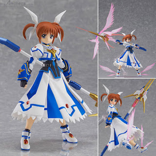 FIGURA NANOHA TAKAMACHI FIGMA Excelion Mode MAGICAL GIRL LYRICAL NANOHA The MOVIE 2nd A's MAX FACTORY