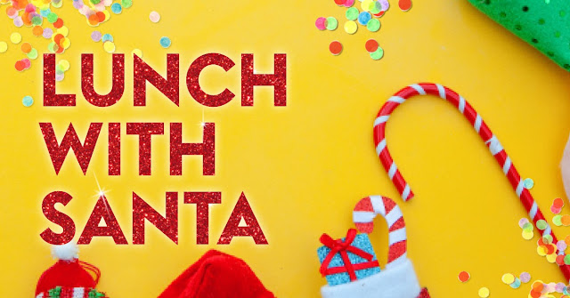 20 Christmas Eve Events for Kids in North East England  - Lunch with Santa at Village Hotel
