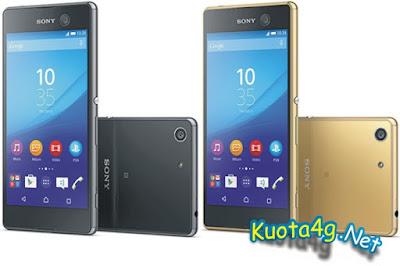 Spesifikasi Dan Harga Sony Xperia M5 Dual
