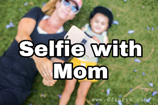 Selfie With Mom Captions