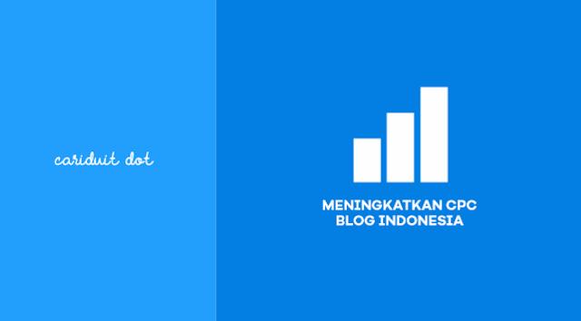 Strategi Hebat untuk Meningkatkan BPK Blog Indonesia Rendah