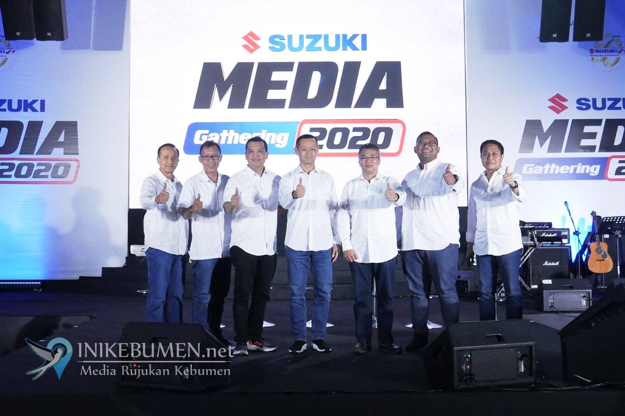 Selama 2019, Kendaraan Roda Dua Suzuki Terjual 71.861 Unit