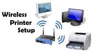 Install Network Printers (wired/wireless) in windows 10