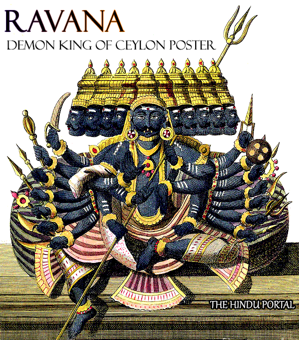 History of Raavana