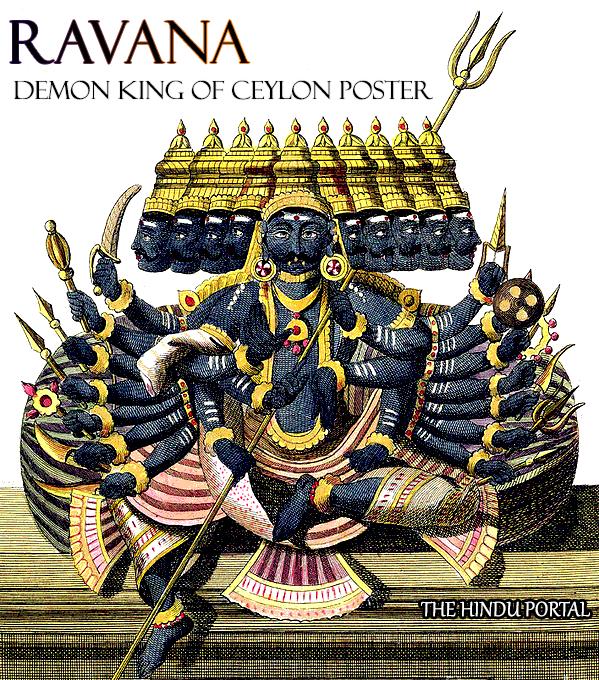 History of Raavana