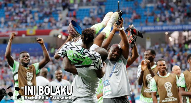 Nigeria Akan Beri Kejutan Untuk Argentina