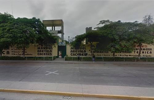 IEST MANUEL AREVALO CÁCERES - Los Olivos