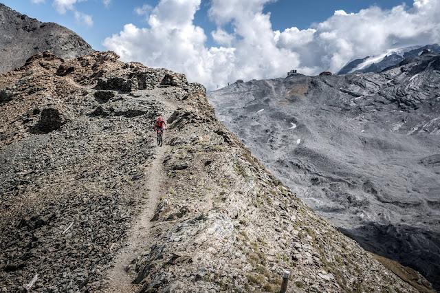 Singletrail Monte Scorluzzo Vinschgau