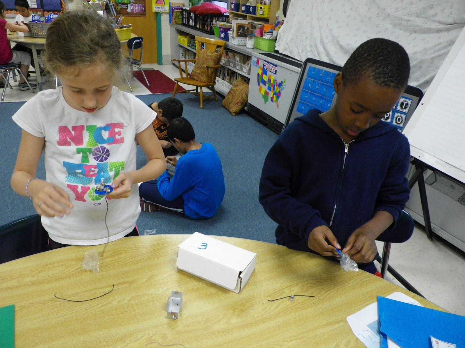 4th Grade Unit On Light Science