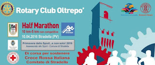 CLASSIFICA Rotary Club Oltrepò Half Marathon 2016