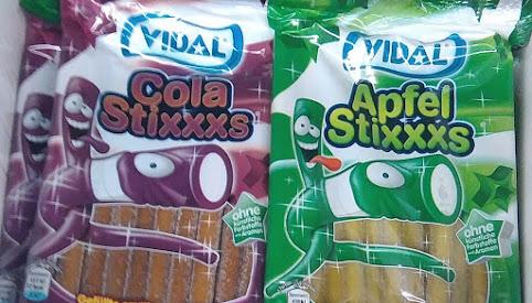 Żelki kwaśne, Stixxxs