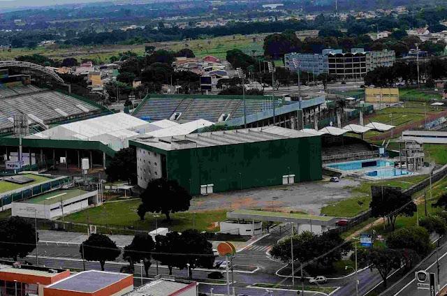 Hospital de Campanha do Gama Distrito Federal