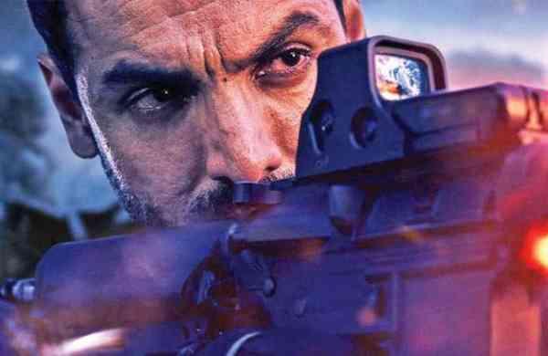 John Abraham new movie Attack 2021