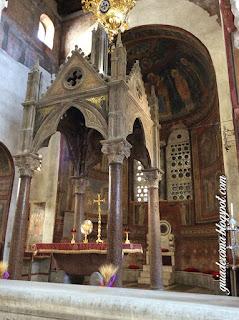 servicos personalizados Roma portugues cosmedin - Santa Maria in Cosmedin, a igreja da Bocca della Verità