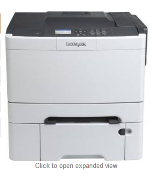 Top best laser printer in 2014 - Lexmark