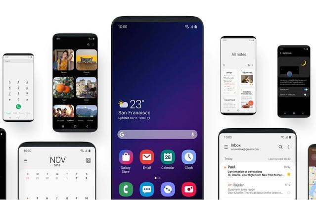 Daftar Smartphone dan Tablet Samsung Yang Mendapatkan Update Android Pie