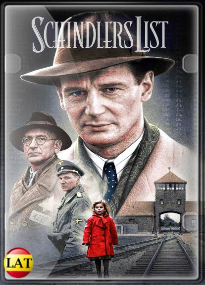 La Lista de Schindler (1993) DVDRIP LATINO