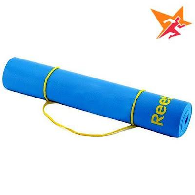 Thảm tập yoag Reebok dễ gập gọn