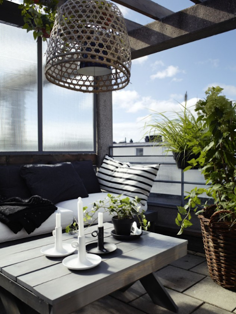 SUPERB SMALL BALCONY DESIGNS