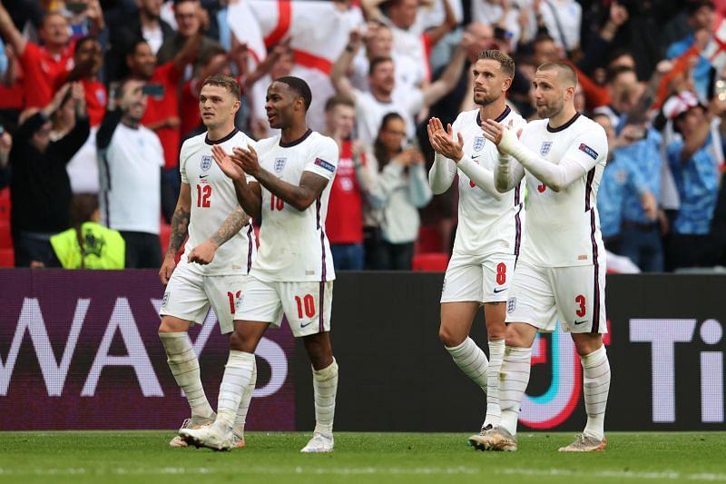 فازت إنجلترا على ألمانيا 2-0 لتتأهل إلى ربع النهائي