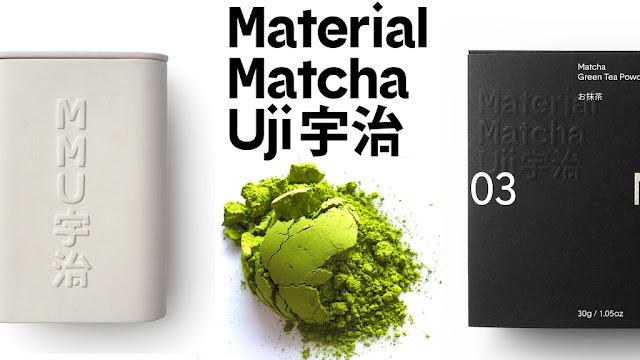 Material Matcha Uji Vessels
