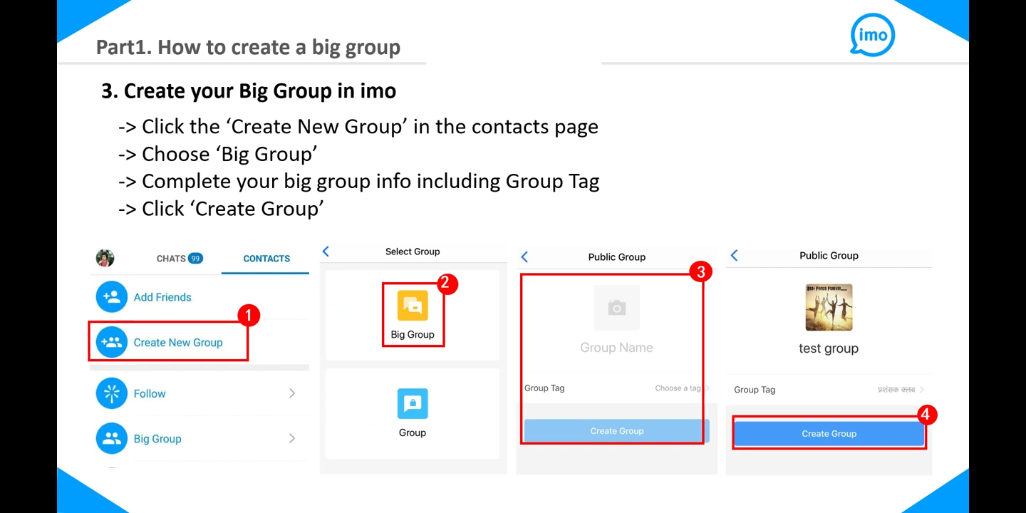 How To Add Friends On Imo By Name