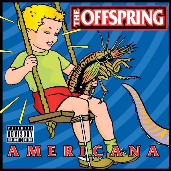 """The Offspring's """"Americana"""" turns 20 years old"""