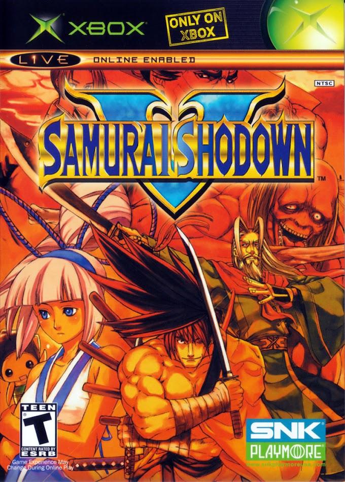 Samurai Shodown V / Samurai Spirits Zero XBOX