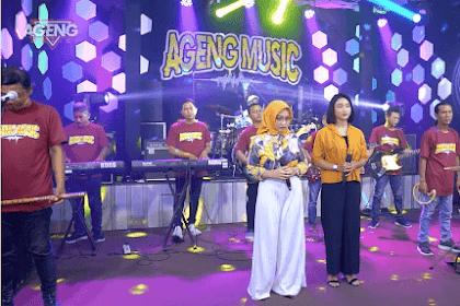 Lirik Lagu BIDADARI CINTA - DUO AGENG (Indri x Sefti) ft Ky Ageng Cak Met (Official Live Music)