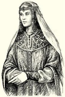 Elisaveta de Kiev, la primera mujer de Harald Hardrada
