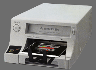 Mitsubishi CP-30D Drivers Download and Review