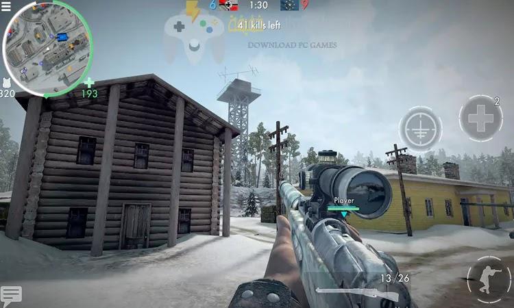 تحميل لعبة World War Heroes برابط مباشر