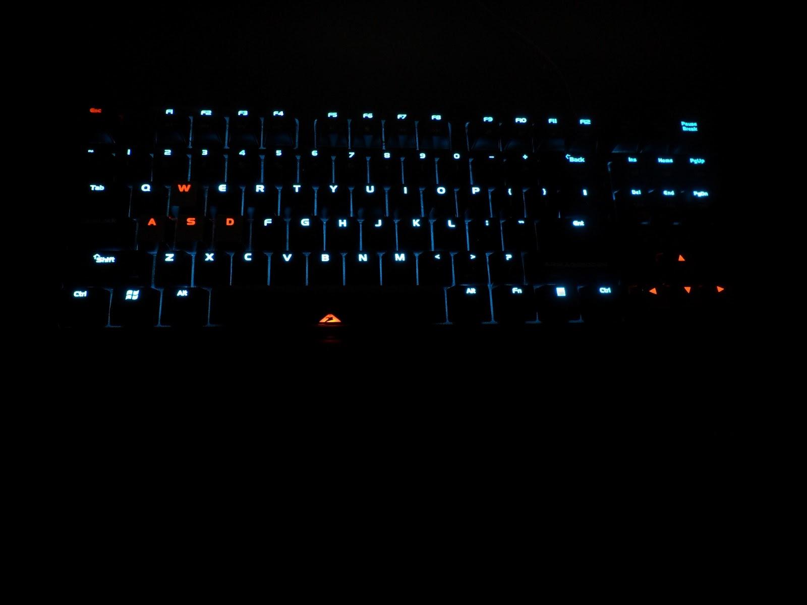 Unboxing & Review: Armaggeddon Black Hornet MKA-3 Mechanical Gaming Keyboard 14