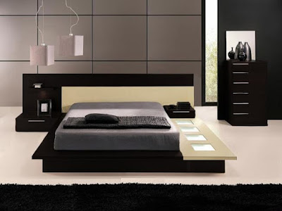 Modern furniture bedroom