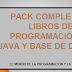 Pack Completo de Libos Gratuitos de Java y Base de Datos