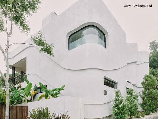 Residencia ultra-Moderna en Hollywood Hills, Los Angeles