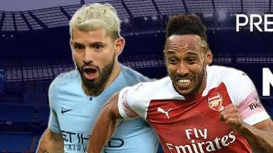 Duel City vs Arsenal Buka Restart EPL