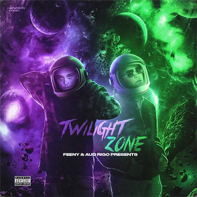 Feeny + Aud Rigo Team Up for  Collaborative Album, 'Twilight Zone'