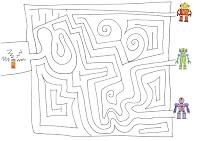 Lav selv en nem labyrint