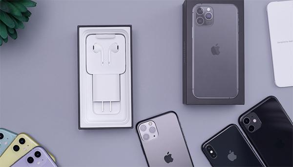 قد لا يأتي هاتف iPhone 12 مزودََا بشاحن في العلبة