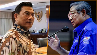 Namanya Disebut SBY soal Isu Kudeta, Moeldoko: Jangan Menekan Saya, Saya Ingatkan Semua