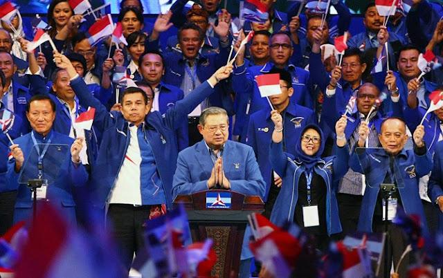 Ya Ampun, Masa Kampanye Sudah Lewat, SBY Curhat Seperti Ini Jelang Pilkada DKI, 15 Februari 2017