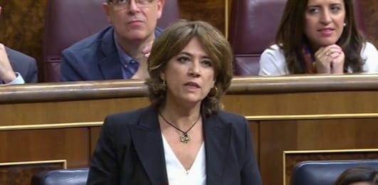 Dolores Delgado. Congreso