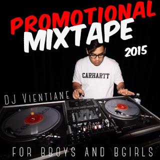 DJ Vientiane - Promo Bboy Mixtape (2015)