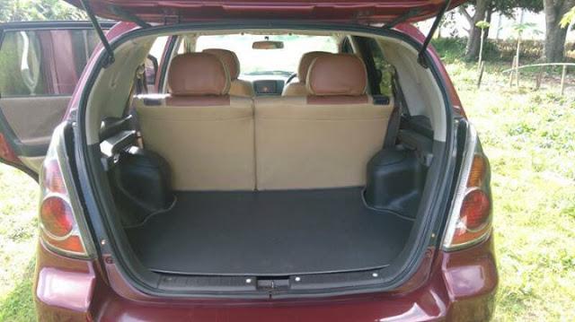 harga Suzuki Aerio Facelift Tahun 2004