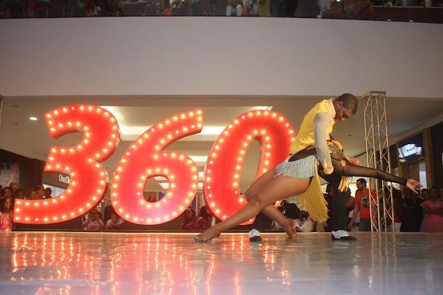 Espectáculos dan inicio al Mes de la Danza en Galería 360